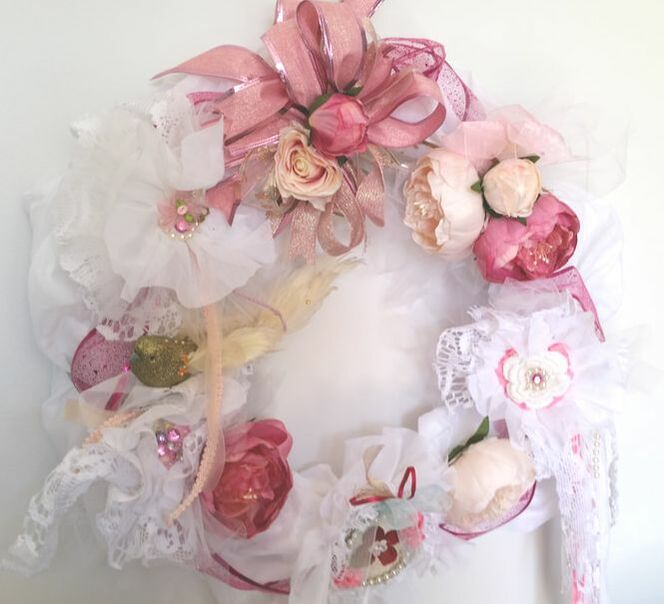 Romantic Wreath